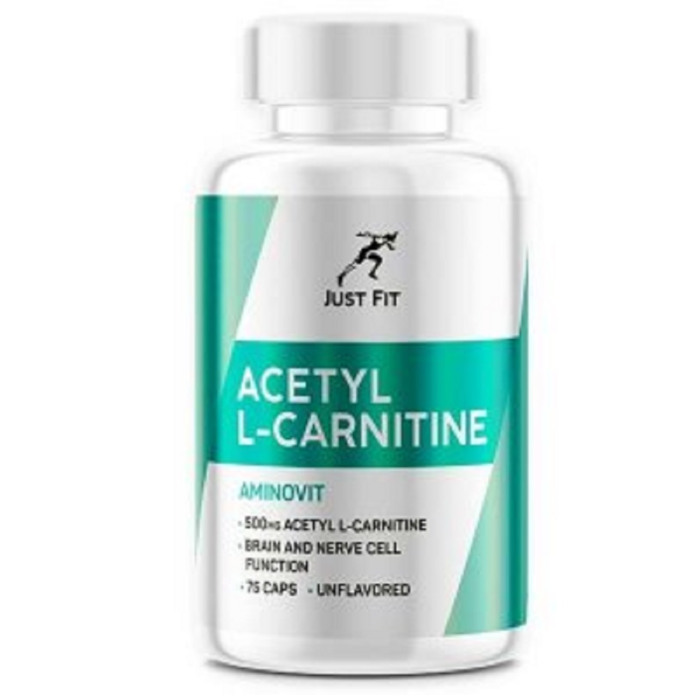 Just Fit Acetyl L-carnitine (75 капс)