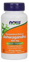 NOW Ashwagandha 450 mg (90 капс)