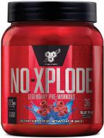 BSN N.O.-Xplode Pre-Workout Igniter (554 гр) Ежевика
