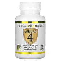California Gold Nutrition Immune4 (60 капс)