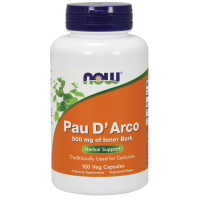 NOW Pau D'Arco 500 mg (100 капс)
