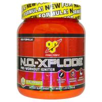 BSN N.O.-Xplode Pre-Workout Igniter (554 гр) Зеленое яблоко