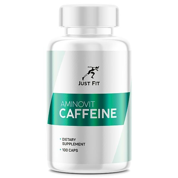 Just Fit Caffeine (100 капс)