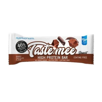 Nutriversum Taste Mee High Protein Bar (50 гр) Двойной шоколад